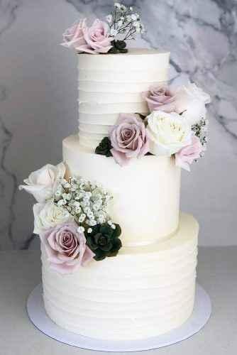 Le wedding cake 🌸🌼 - 1