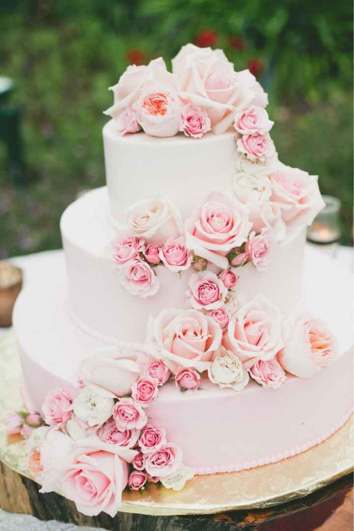 Le wedding cake 🌸🌼 - 9