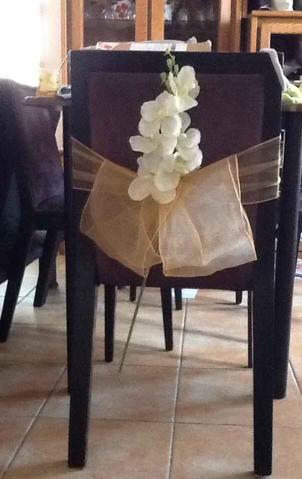 Nœuds des chaises