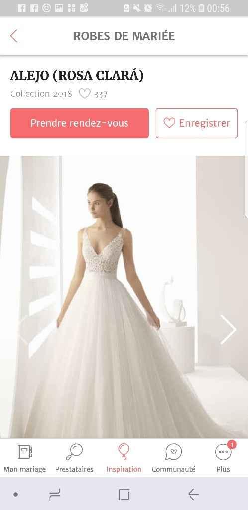 Sous vêtements mariée - 2