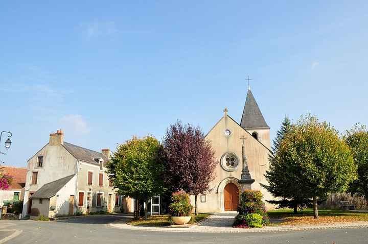 Eglise de Vigoux