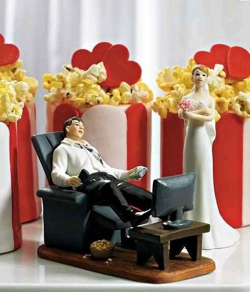 Figurine mariés - 1