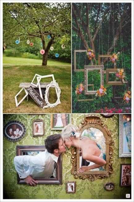 decor photos mariage