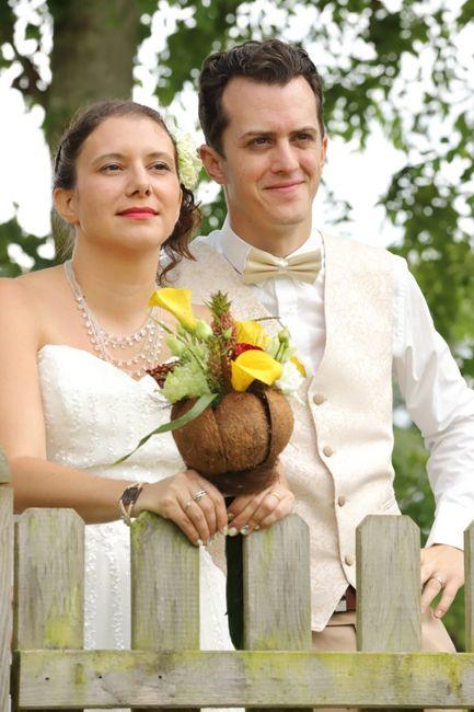Le bouquet de mariée rose 🤗!!! 2