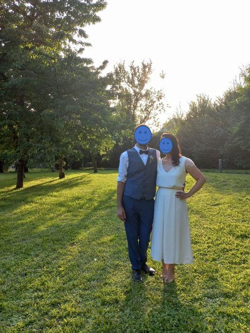 Mariage du 17 juillet 2021 1