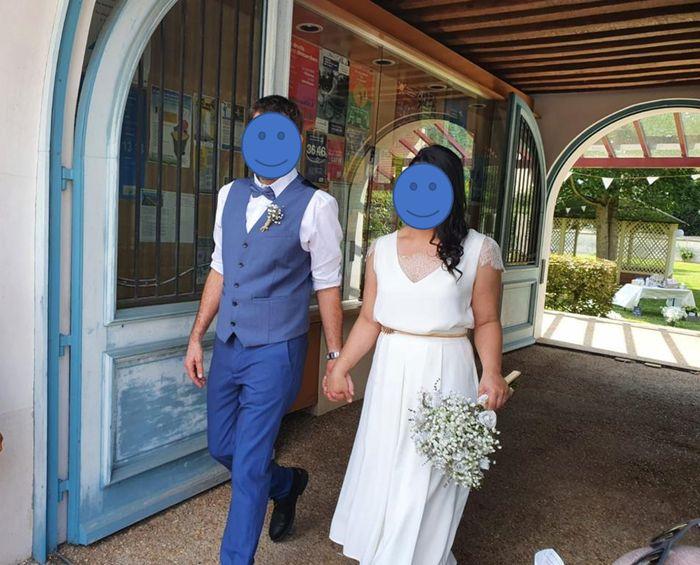 Veste or not veste pour le marié 1