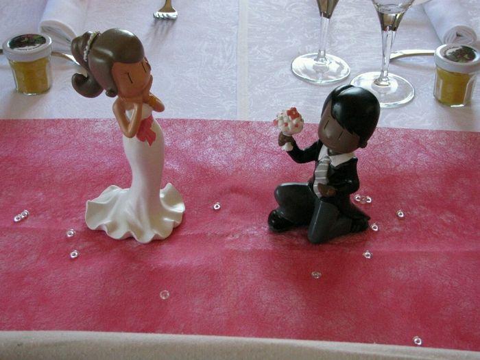 Figurine mariage - 1