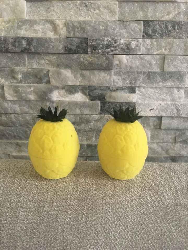 Porte alliance tropicalement ananas 🍍 🤣 - 1