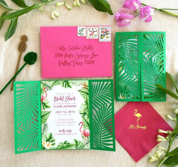 tropical wedding le faire part organisation du mariage forum. Black Bedroom Furniture Sets. Home Design Ideas