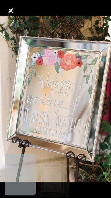 Miroir de bienvenue ✨✨ 2