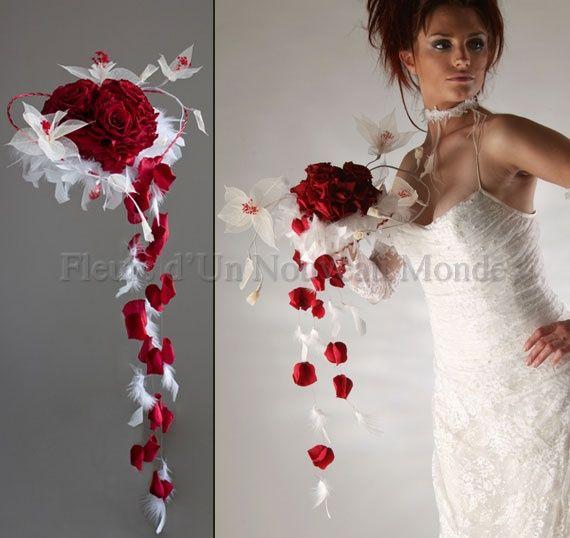 Confectionner soi m me son bouquet de mari e avant le mariage forum maria - Comment faire un bouquet de mariee ...