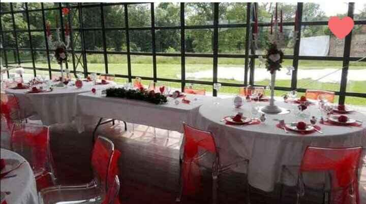 Table d'honneur - 2