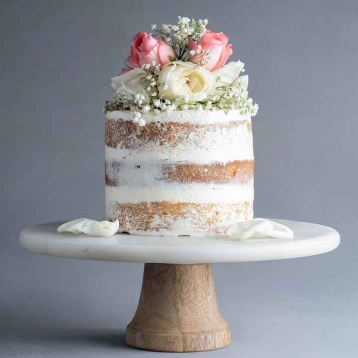 Wedding Cake ou buffet dessert maison ? - 2
