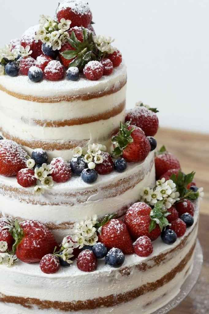 Wedding Cake ou buffet dessert maison ? - 3