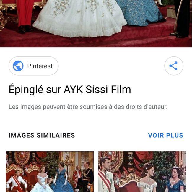 La robe de mariée dans les films - 2