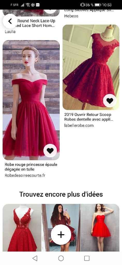 Recherche robes demoiselles d'honneur - 3