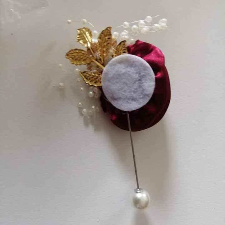 Bracelet fleurs Ali - 1