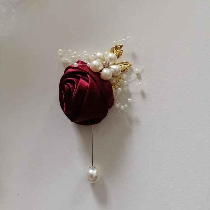 Bracelet fleurs Ali - 2