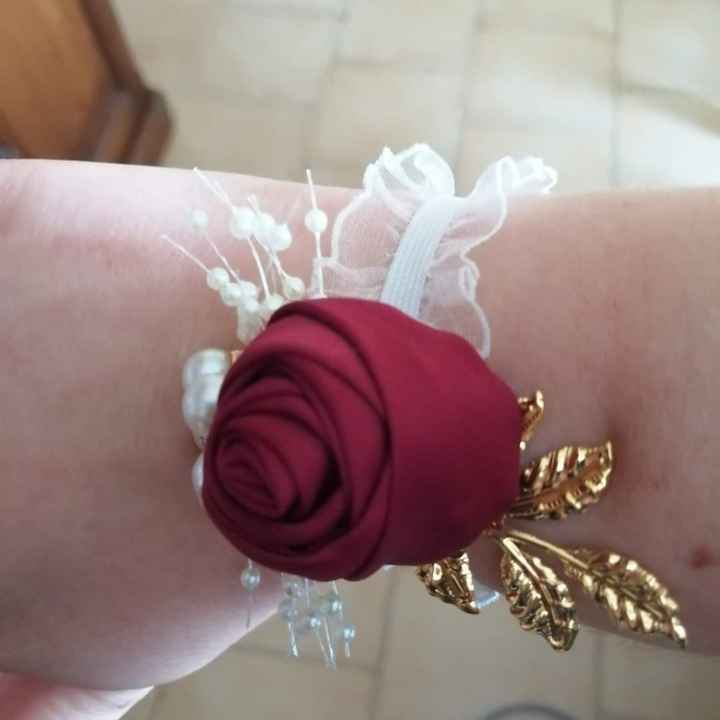 Bracelet fleurs Ali - 4