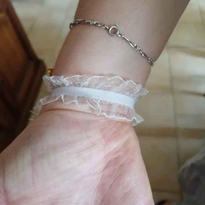 Bracelet fleurs Ali - 5