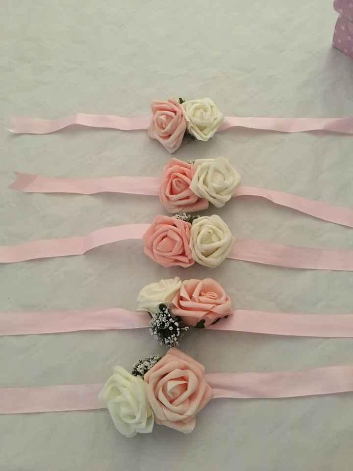 Bracelets demoiselles d'honneur ! - 1