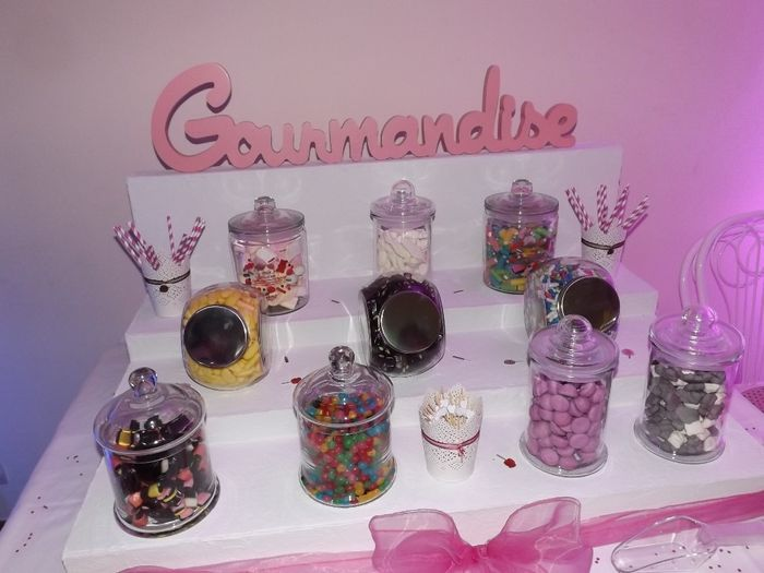 Mon candy bar