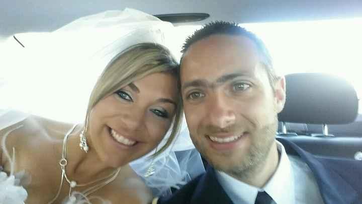 Me voilà mariée! - 1