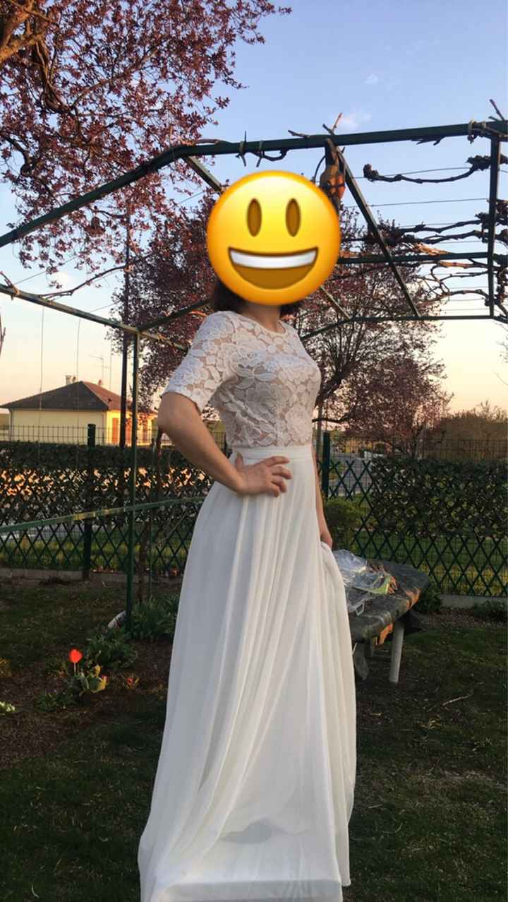 Essayage robe - 1