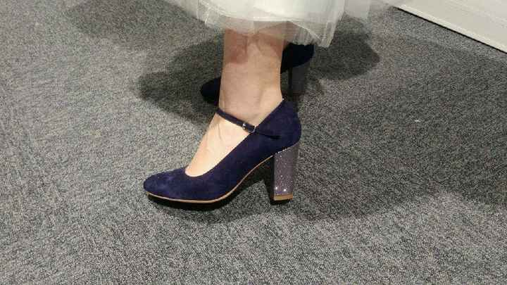 Vos chaussures - 1