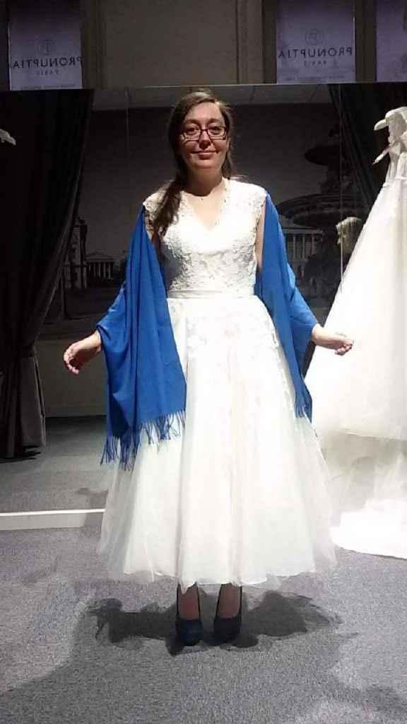 Des accessoires de couleur pour ma robe blanche? - 2