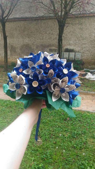 Bouquet de Mariée original! - 1