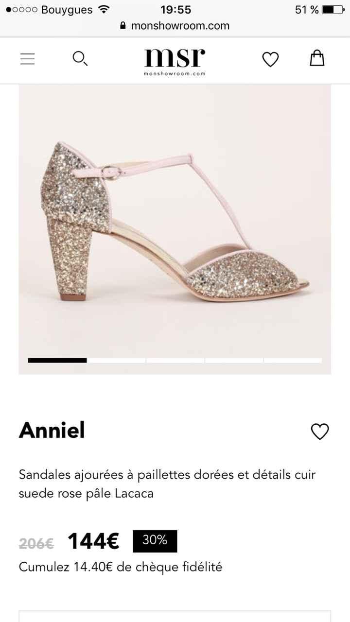 montrez moi vos chaussures ! - 1