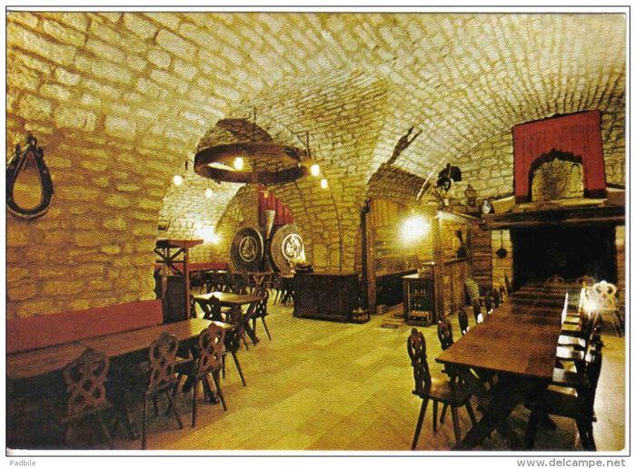 Caveau intérieur