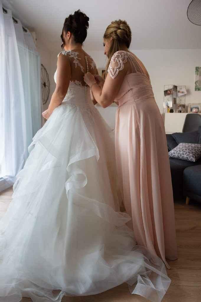 Prix de votre robe de mariée - 1