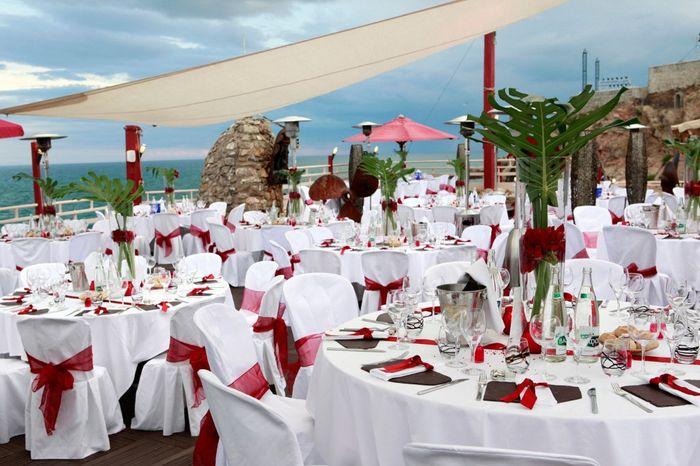 Mon mariage en rouge et blanc page 2 indre forum - Deco mariage rouge et blanc pas cher ...
