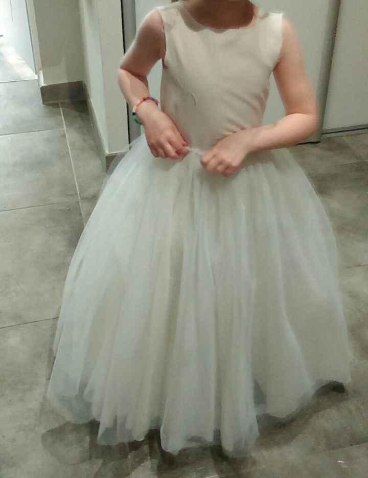 Robe de ma princesse - 1