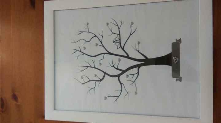 Notre arbre a empreinte - 1