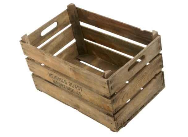 Cagette en bois - 1