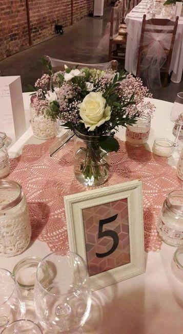 Vos centres de table fleurie - 2