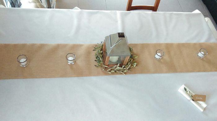 Notre essai de table - 1