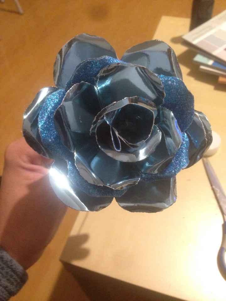 Fleurs en papier - 3