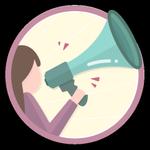 Extravertie. Tu viens de faire un grand pas dans notre Communauté en contactant une personne membre de nos forums. Pour récompenser ton côté extraverti, voici une médaille spéciale.
