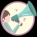 Extraverti. Tu viens de faire un grand pas dans notre Communauté en contactant une personne membre de nos forums. Pour récompenser ton côté extraverti, voici une médaille spéciale.