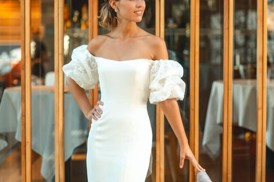 Robe mariée sur mesure Lyon