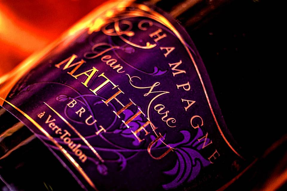 Champagne Jean-Marc Mathieu
