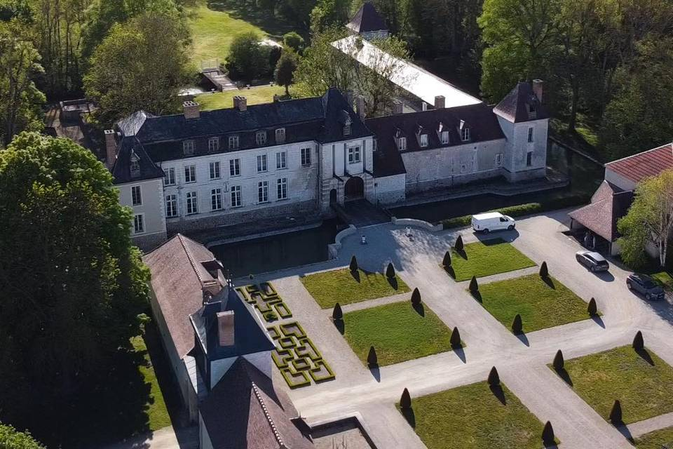Château de Droupt-Saint-Basle