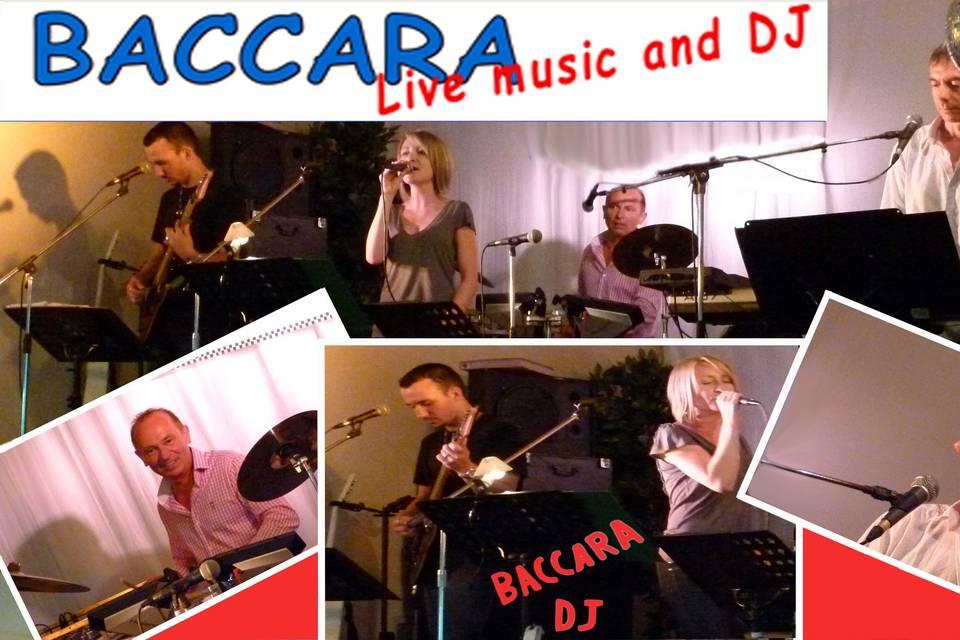 Baccara Live music & DJ