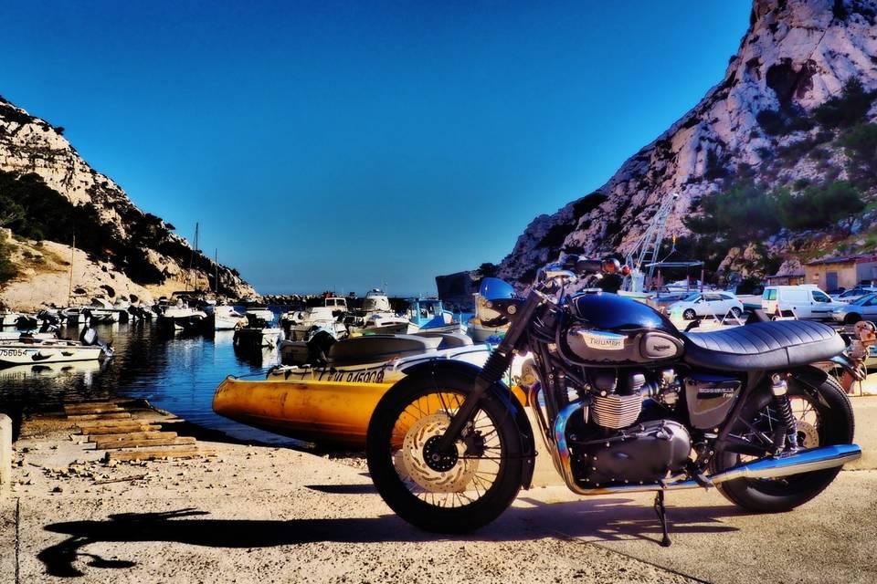 Les motos d'Yvan