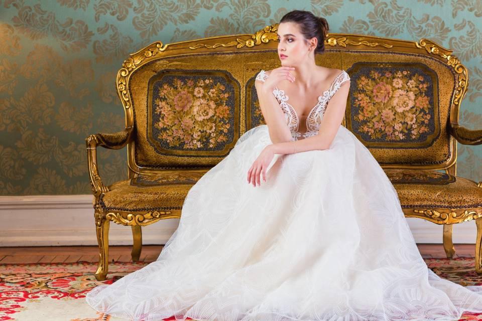 Maitena Wedding Dress