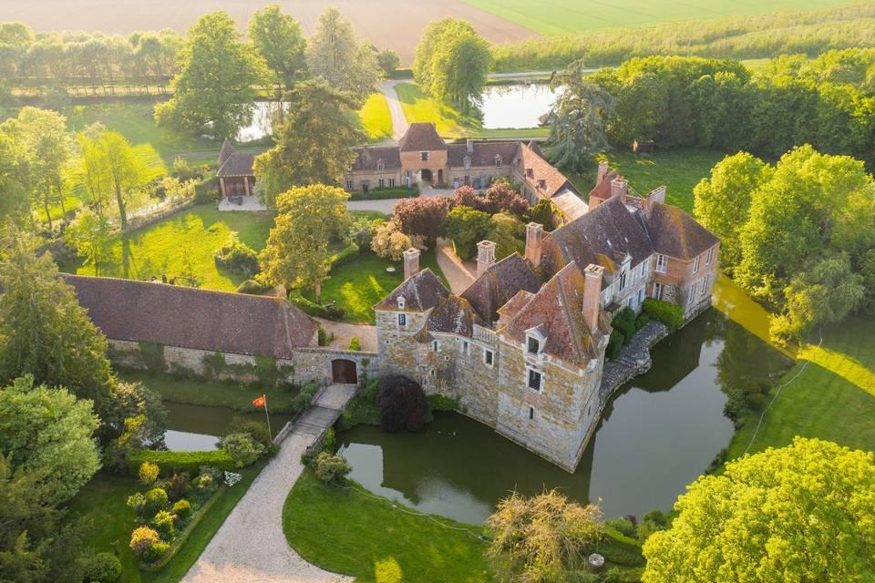 Le Château du Blanc Buisson